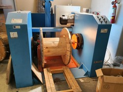 Packaging and winding line - Lot 1 (Auction 5400)