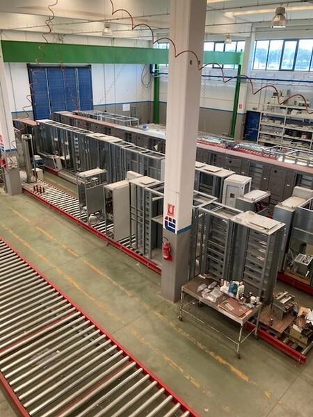 1#5401 Quadri elettrici e materie prime per costruzione quadri BT