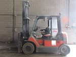 Toyota forklift - Lot 15 (Auction 5405)