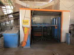 Vibromatic pipe machine - Lot 3 (Auction 5406)