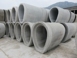 Ovoid pipes and sewer bottoms - Lote 36 (Subasta 5406)