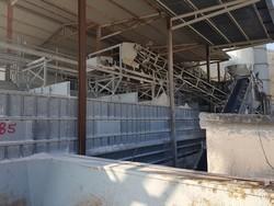 Oru concrete mixing plant - Lot 8 (Auction 5407)