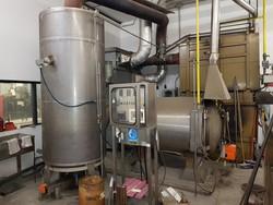 Impianto di depurazione e impianto di combustione Innotek - Asta 5408