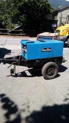 Genset MPM 10 400 motor welder generator set - Lot 2 (Auction 5410)