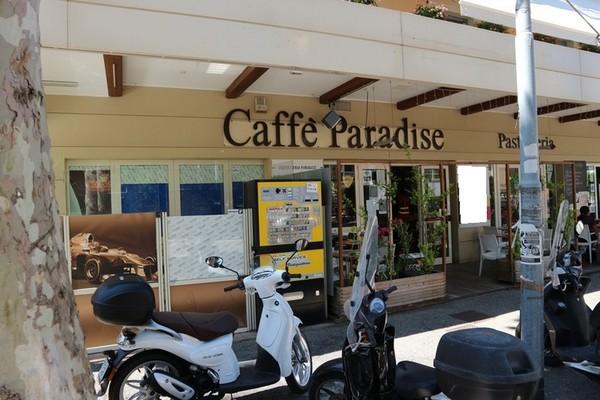 1#5417 Cessione ramo di azienda Caffè Paradise