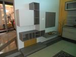 Parete attrezzata Imab e divano Arte Designe - Lotto 42 (Asta 5419)