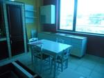 Cucina componibile laccata azzurra   - Lotto 5 (Asta 5419)