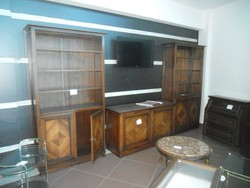Bookcase and sideboard - Lot 56 (Auction 5419)