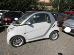 Smart Fortwo Coupe CDI car - Lot 11 (Auction 5420)