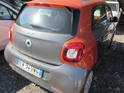Smart Forfour car - Lot 15 (Auction 5420)
