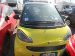 Smart Fortwo CDI car - Lot 4 (Auction 5420)