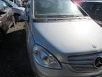 Mercedes B Class car - Lot 5 (Auction 5420)