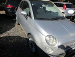 Fiat 500 car - Lot 9 (Auction 5420)