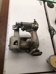 Strobel 45 16 RS sewing machine - Lot 20 (Auction 5422)