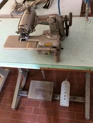Strobel 45 260 sewing machine - Lot 23 (Auction 5422)