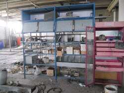 Doors and spare parts for cold rooms - Lot 0 (Auction 5427)