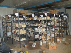 Spare parts for cold rooms - Lot 3 (Auction 5427)