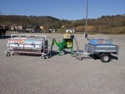 Herby Solar Wash solar panel washing machine - Lot 0 (Auction 5434)