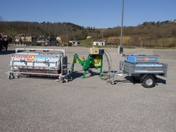Herby Solar Wash solar panel washing machine - Lot 1 (Auction 5434)