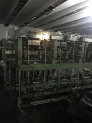 Giesse spinning machine for chenille production and Mazzoni warper - Lot 1 (Auction 5436)