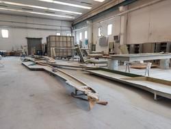Compendio aziendale dedito a produzione di imbarcazioni e navi da diporto