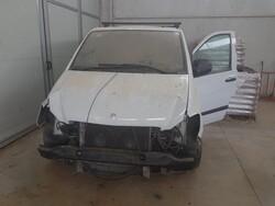 Mercedes Vito truck - Lot 19 (Auction 5441)