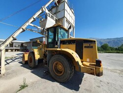 Caterpillar wheel loader - Lote 8 (Subasta 5445)