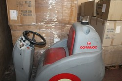 Twisting machine and floor cleaning - Lot 4 (Auction 5451)