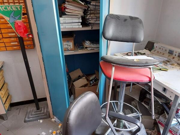 Immagine n. 6 - 2#5452 Oscilloscopio national e attrezzature elettroniche da ufficio