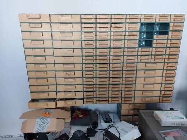 Immagine n. 8 - 2#5452 Oscilloscopio national e attrezzature elettroniche da ufficio