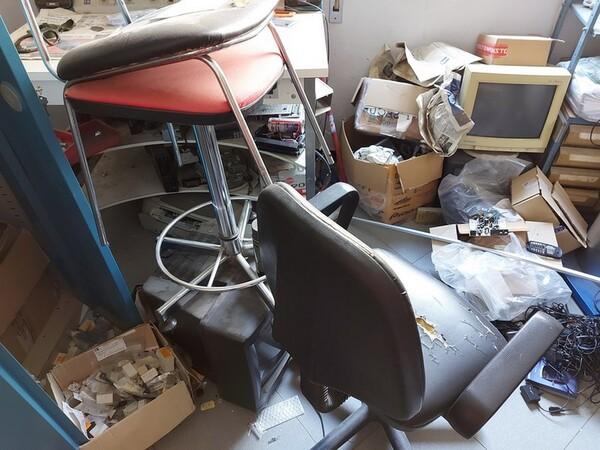 Immagine n. 13 - 2#5452 Oscilloscopio national e attrezzature elettroniche da ufficio