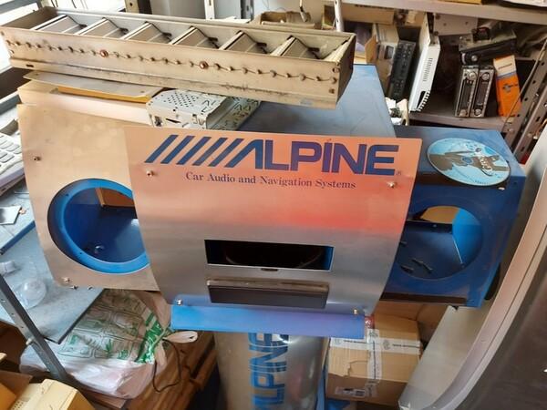 Immagine n. 18 - 2#5452 Oscilloscopio national e attrezzature elettroniche da ufficio