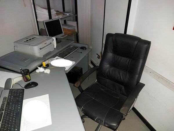 Immagine n. 28 - 2#5452 Oscilloscopio national e attrezzature elettroniche da ufficio