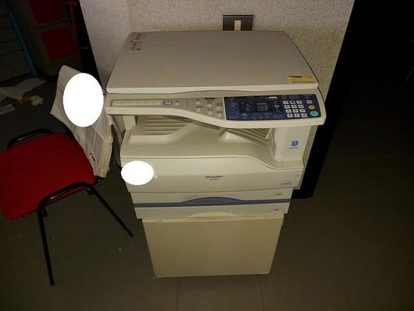 Immagine n. 35 - 2#5452 Oscilloscopio national e attrezzature elettroniche da ufficio