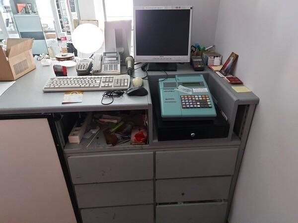 Immagine n. 38 - 2#5452 Oscilloscopio national e attrezzature elettroniche da ufficio