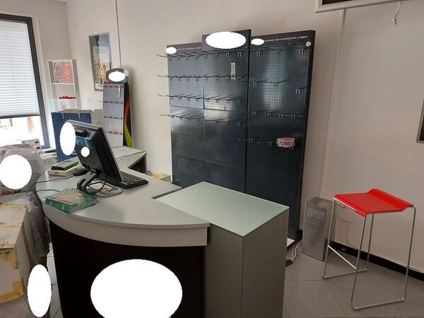 Immagine n. 42 - 2#5452 Oscilloscopio national e attrezzature elettroniche da ufficio