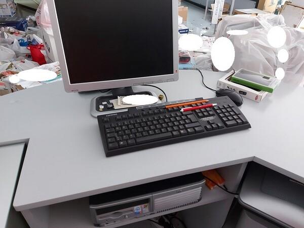 Immagine n. 43 - 2#5452 Oscilloscopio national e attrezzature elettroniche da ufficio