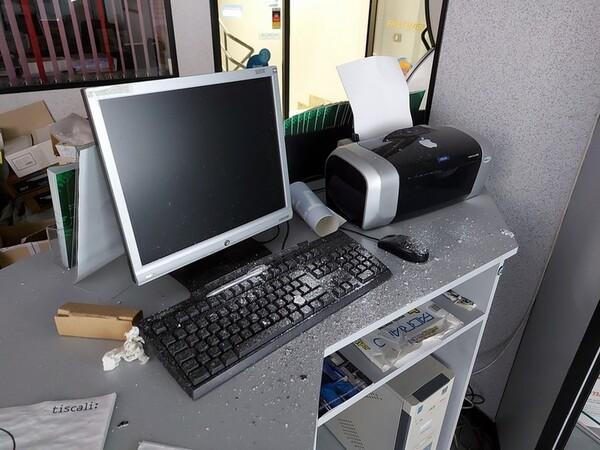 Immagine n. 48 - 2#5452 Oscilloscopio national e attrezzature elettroniche da ufficio