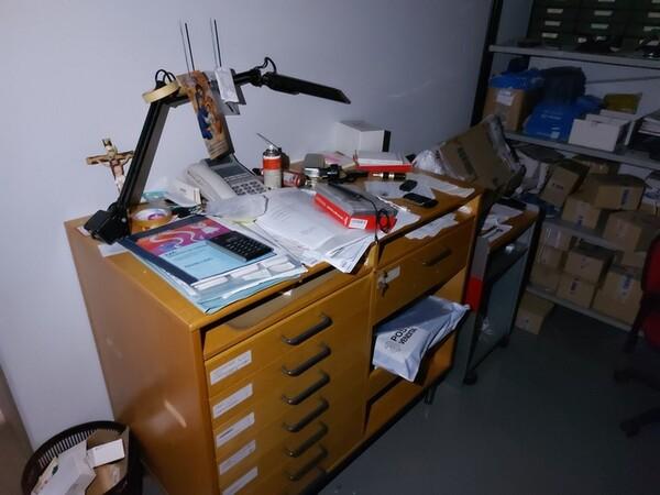 Immagine n. 58 - 2#5452 Oscilloscopio national e attrezzature elettroniche da ufficio