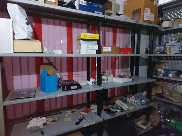 Immagine n. 62 - 2#5452 Oscilloscopio national e attrezzature elettroniche da ufficio