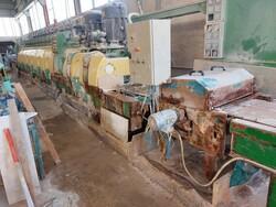 Scomat roller conveyor and Pedrini polishing unit - Lot 1 (Auction 5454)