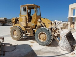 Giovannelli CAT 920 mechanical shovel - Lot 14 (Auction 5454)