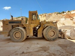 Wheel loader CAT - Lot 21 (Auction 5454)