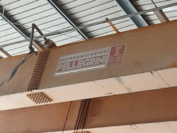 Pellegrini overhead crane - Lot 8 (Auction 5454)