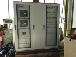 Electrical panel and office furniture - Lot 1 (Auction 5455)
