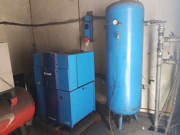 3#5457 Compressori Rotar e Compair
