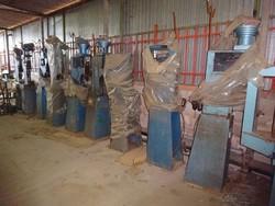 M U P I Riveting machine - Lot 11 (Auction 5458)