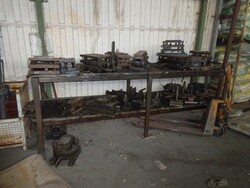 Molds and vertical press - Lot 14 (Auction 5458)