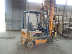 Toyota electric forklift - Lot 5 (Auction 5458)