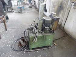 Hydraulic power packs - Lot 6 (Auction 5458)